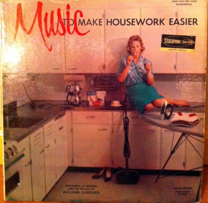 Music to Make Housework Easier